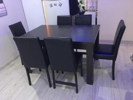 İkinci El Yemek Masası Sandalye Alım Satım